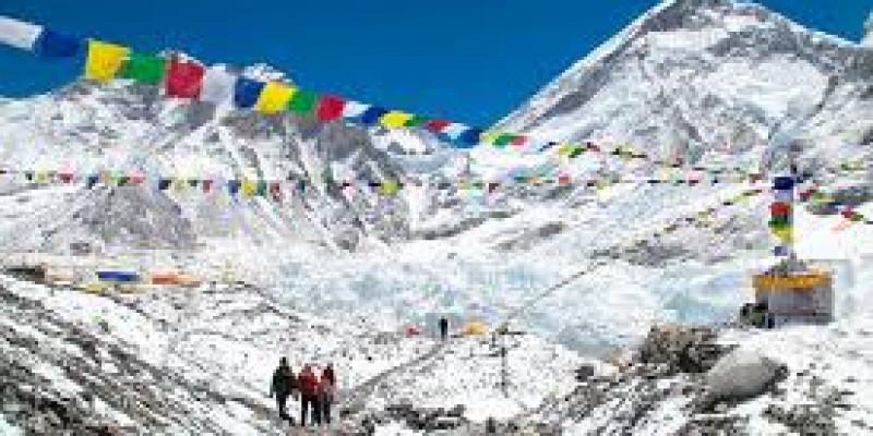 How long can Everest base camp trek go up